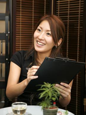 オーナーセラピスト 長田裕希子